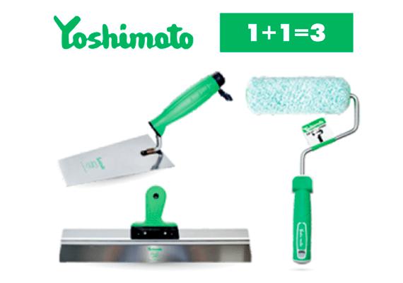 Летняя акция на инструменты ТМ «Yoshimoto»