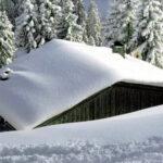 Можно ли крыть крышу зимой?